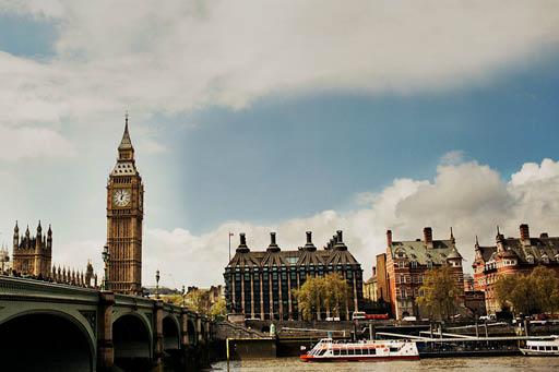 ロンドンに留学