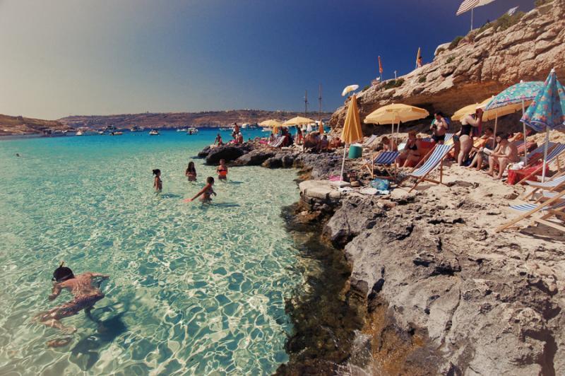 マルタに留学