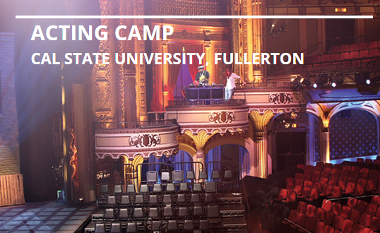 FLS International・Acting Camp