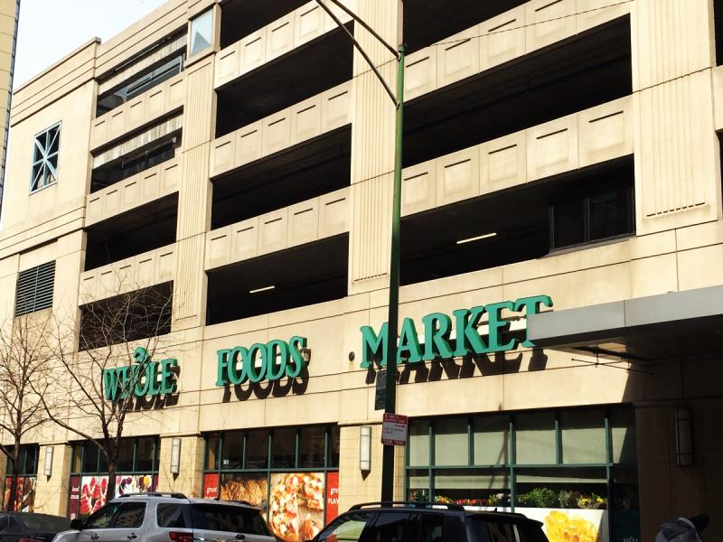 Whole Foods Marketの写真です
