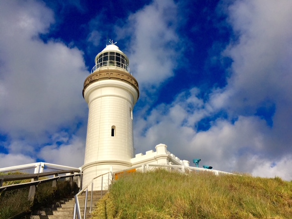 Cape Byron Lighthousee