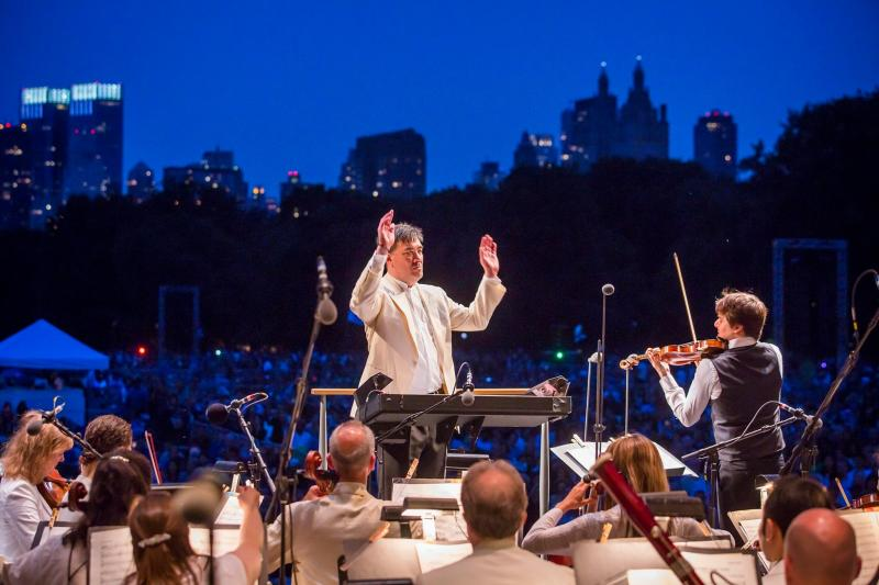NY Phil Concerts in the Parks