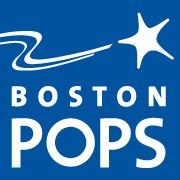 Boston Popsのロゴ