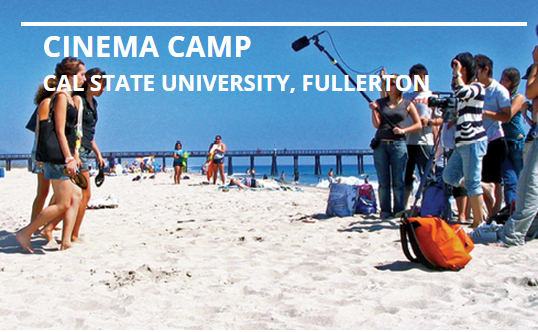 FLS International・Cinema Camp