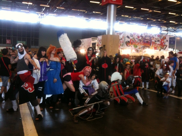 Japan Expo Sudの様子