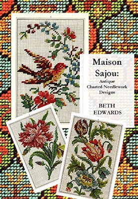 Amazon.co.jp Maison Sajou: Antique Charted Needlework Designs (English Edition) Kindle版