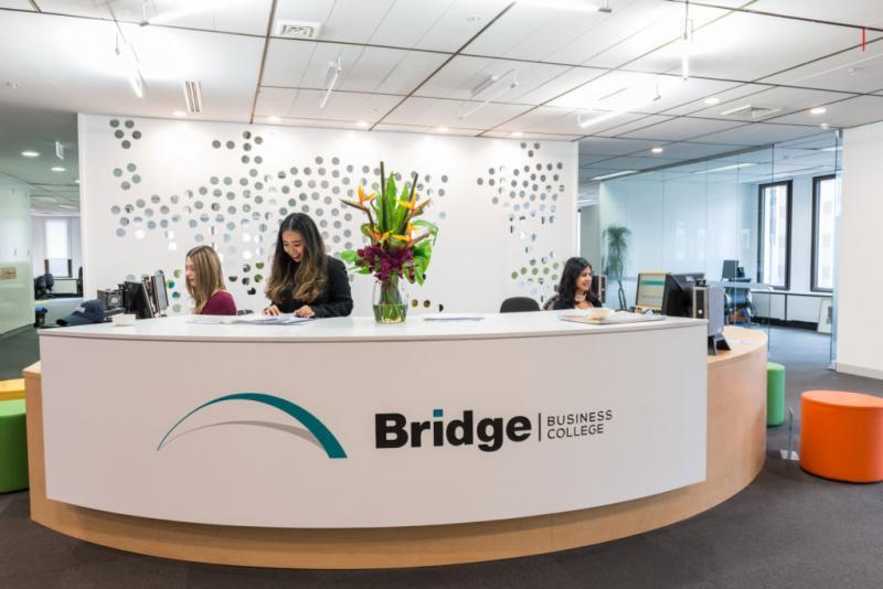 Bridge Business College施設