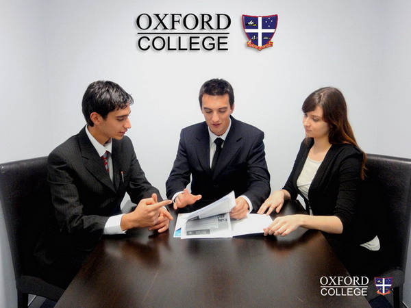 Oxford College専門コース