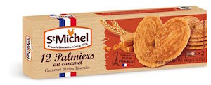 St Michel Palmiers Cookies, 3.52 Ounce
