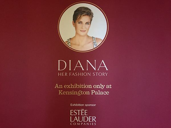 Diana:Her Fashion Storyのポスター