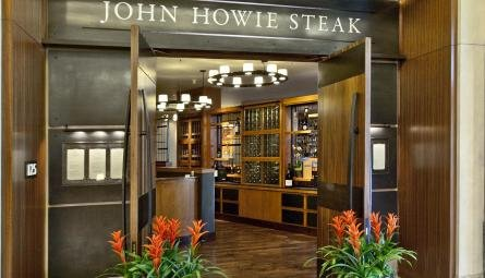 John Howie Steak Restaurantの外観