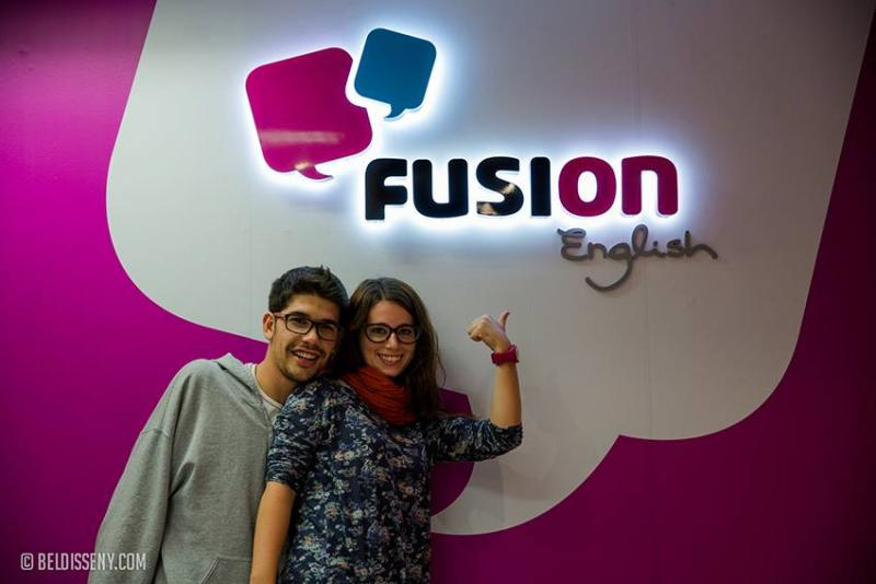 Fusion English - Melbourne & Brisbaneの校内の様子
