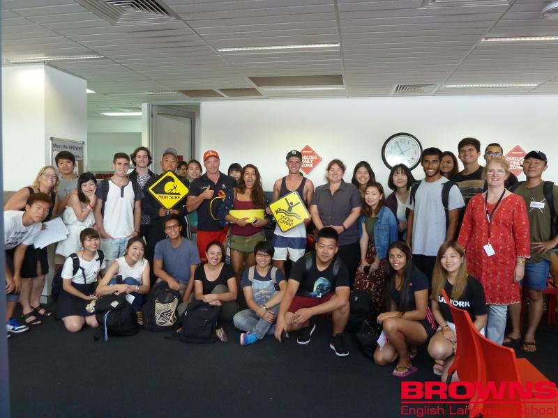 Browns English Language School - Australiaの写真です。
