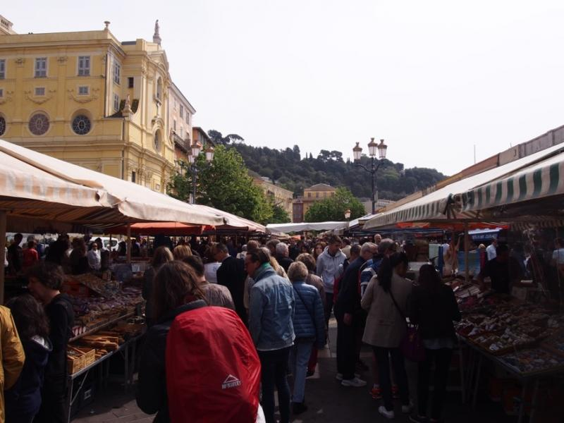 Marche Cours Saleya 1
