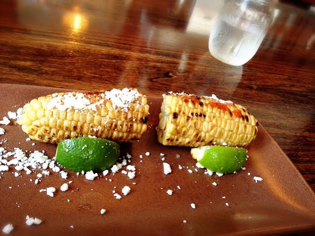 Green Chile KitchenのGrilled Corn