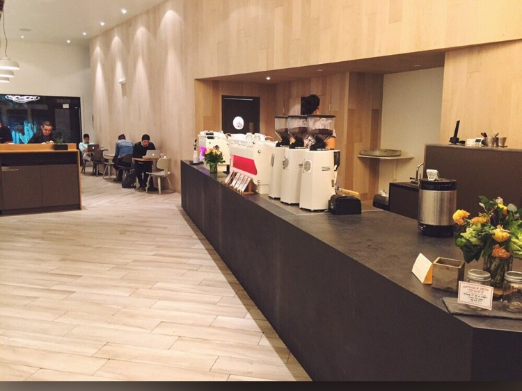 Ritual Coffee Roasterの店内