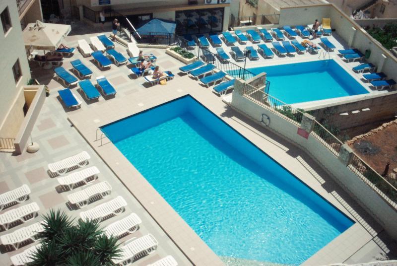 マルタ留学の寮の施設