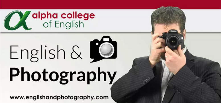 Alpha College of English・写真コース