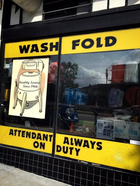 Wash and Fold Service